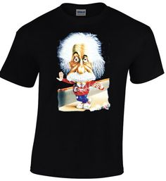 Hello! Check out our new arrivals! Cool tshirts for Cool People! Only from nickcooltshirts! Buy 60 euro of our stuff and get 10% discount! Albert Einstein Cartoon E=mc2 Scientist Short Sleeve Black T-shirt Cool Geek Nerd Funny Men Top Tee €15.00 https://www.etsy.com/shop/nickcooltshirts?utm_source=outfy&utm_medium=api&utm_campaign=api