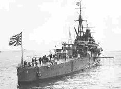 Japanese Heavy Cruiser Ashigara
