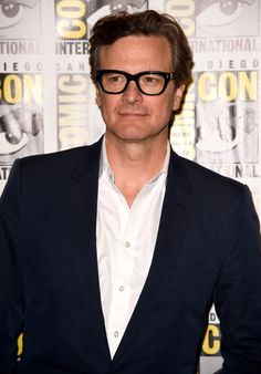 Colin Firth Comic-Con