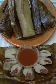 Tamales Pisques | Recetas 100% Salvadoreñas