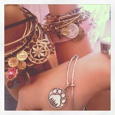 What fabulous #CharmedArms