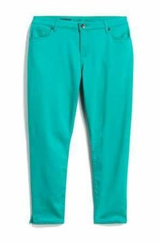 I haven't been happy with colored pants in the past but I think I would like to try these!