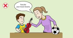 11 Things That Good Parents Shouldn't Do For Their Kids Music Lessons, Parents, Family Guy, Guys, Fictional Characters, Dads, Teaching Music, Boys, Music Education Lessons