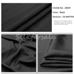 http://www.silkfabricwholesale.com/8mm-silk-habotai-fabric-black.html     F.D. silk most professional 8mm silk habotai fabric-black supplier.