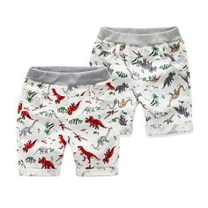 fec4dbd24bf Cheap shorts swim, Buy Quality shorts performance directly from China shorts  Suppliers: Loose Boys Shorts Summer Children Beach Wear Dinosaur Pattern  Boys ...