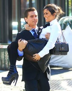 Lord Disick and Court