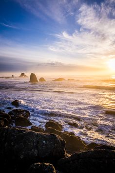 Oregon Coast Photography