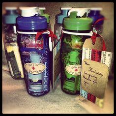 Thanksgiving teacher appreciation gifts. by Sasha @ Clutter Studio