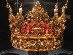 Crown from the Crown Jewels of Denmark