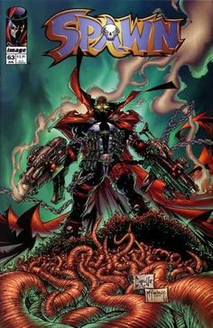 Spawn by Greg Capullo Comic Book Characters, Comic Book Heroes, Comic Character, Comic Books Art, Book Art, Spawn Comics, Anime Comics, Dc Comics, Greg Capullo