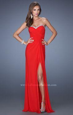 La Femme 19710 Dress - MissesDressy.com