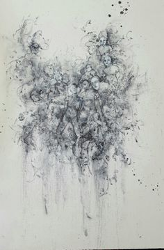 Drawing, graphite, charcoal and gesso on wood board. Graphite, Charcoal, Texture, Abstract, Drawings, Wood, Artwork, Prints, Outdoor