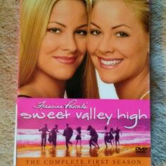Sweet Valley High Season 1 watched once. the complete first season of sweet valley high. based on the book series! Other