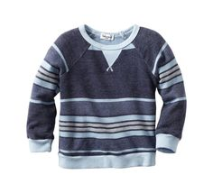 Baja Striped Sweatshirt
