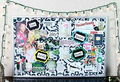 DIY Wall Art   Inspirational DIY Room Decor Projects, see more at http://diyready.com/inspirational-diy-room-decor-projects-to-help-you-meet-personal-goals