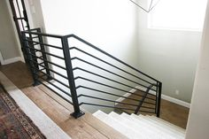 Lowes Stair Handrail Handrails For Stairs Interior All The Details On Our New Horizontal Stair Railing Loves Lowes Metal Stair Handrail