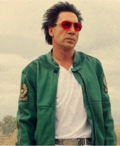 Bardem The Counselor Leather Jacket