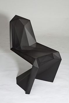 Faceted Chair