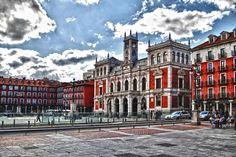 Plaza Mayor Valladolid - Plaza Mayor de Valladolid