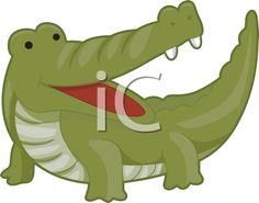 Funny Alligator Clip Art Crocodile Pictures Crocodile Clip Art