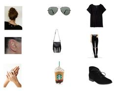 """Untitled #650"" by chicsetter-14 on Polyvore featuring ASOS, Aéropostale, Ray-Ban, Breckelle's and Free People"