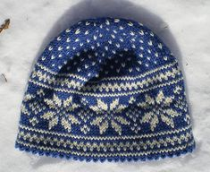 Norwegian Star Hat by ptqnn, via Flickr