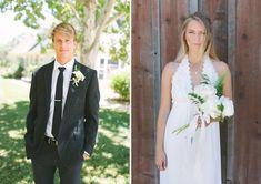 Laid Back Cali Wedding: Juliann + Stephen