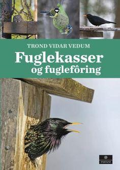 Fuglekasser og fuglefôring: LAG DINE EGNE KASSER, FUGLEBRETT OG FORI  Vedum, Trond Vidar