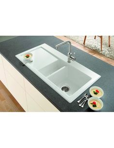 7 best white ceramic kitchen sink images future house home rh pinterest com