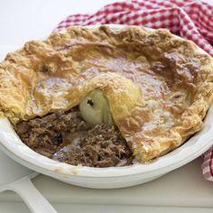 Ouma's Karoo Lamb Pie recipe – All 4 Women Lamb Pie Recipes, Meat Recipes, Cooking Recipes, Yummy Recipes, Recipies, Delicious Desserts, Yummy Food, Good Pie, South African Recipes