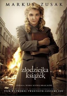 Złodziejka książek - Markus Zusak