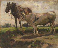 Ló és ökör - Pintér Aukciósház