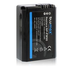 blumax für Sony NP-FW50 1030mAh Akku kompatibel mit Alpha... https://www.amazon.de/dp/B013T9JGU8/ref=cm_sw_r_pi_dp_U_x_WomyAbM7QKS65  Passend zu mehreren Sony E-Mount A-Mount sowie DSC Digitalkamera Modellen ✅ Kompatibel zb. zu den Modellen: Sony DSC-RX10 ILCE-5100 ILCE-6000 ILCE-5000 ILCE-3000 NEX-5T NEX-3N NEX-7 NEX-6 ILCE-7s ILCE-7M2 (α7 IIE) ILCE-7RM2 ILCE-QX1 ILCE-7R ILCE-6300 LCE-6000 ILCE-6000L ILCE-6000Y ILCE-6000Z Alpha 6000 Alpha 6500 Alpha 6300 Alpha 77 II ILCE7RM2B.CEC Alpha 7R…