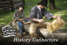 """Tampa: Cracker Country """"History Connectors""""... Age: 13-17 (must turn 13 by December 31, 2015 to volunteer)"""