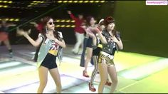HD   110807 「 T-ara - Roly Poly in Copacabana 」 Live Performance   Augus...