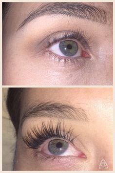 5a026ae038d Eyelash extensions are a perfect way to add volume and length to short/sparse  eyelashes or to add a dramatic look for a special occasion.