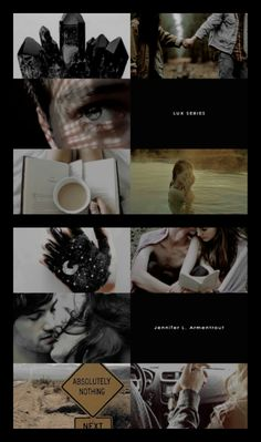 Lux series by Jennifer L Armentrout