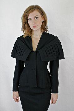 1960s Lilli Ann Wool Suit