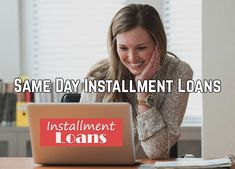 Same day installment loans are an ideal way to arrange extra cash when you need it the most to cover small unplanned expenses that demands quick fix. The most advantageous thing about these loans is that you can able to repay back the loan in small and. Installment Loans, Extra Cash, Flexibility, Day, Back Walkover