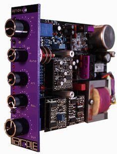 Purple Audio-Action