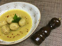 Γιουβαρλάκια από ρεβίθια με κρέμα από ταχίνι - http://www.ert.gr/giouvarlakia-apo-revithia-krema-apo-tachini/