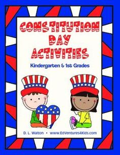 Constitution day lessons for first grade
