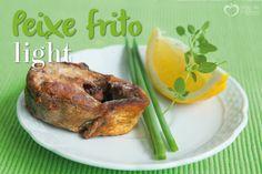 Peixe ASSADO da Mimis     http://blogdamimis.com.br/2016/01/26/peixe-frito-light/