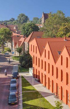 Woonhoven Cortinghborg Groningen