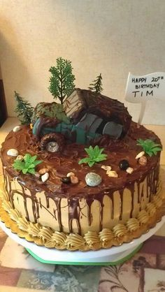 jeep smash cake - Google Search
