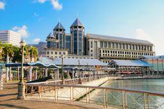 Le Caudan Water-Front, Port-Louis, Mauritius. Dara Rakovcik Travelblog : Mauritius 2013.
