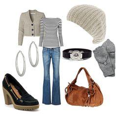 Everybody knows I like horizontal stripes  :-)