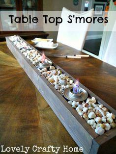 diy table top smores-1