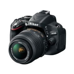 NIKON D5100 + 18-55VR + acc 1 Kit. Very popular entry level DSLR. This kit comes with a camera bag and 16GB memory card.