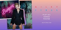 Pen's Rhythm Nation…Why I Actually Like BANGERZ by Miley Cyrus